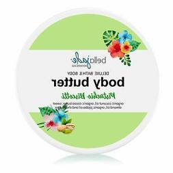 Whipped Body Butter Cream for Women - Organic & Natural Dry
